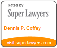 Dennis Coffey - Super Lawyers Rated for White Collar Crime